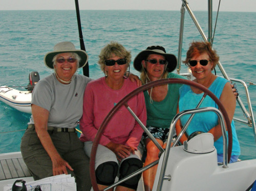 Sailing and Cooking in Belize