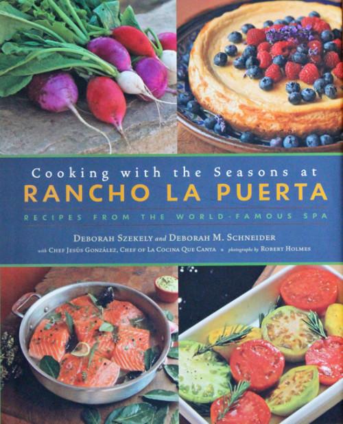 """Rancho La Puerta's """"La Cocina Que Canta"""" Cooking School"""