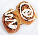 Compare these Cinnamon Rolls to Cinnabon