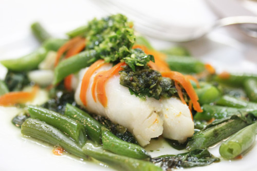 """Cooking Fish in Parchment """"En Papillote"""" is Foolproof"""