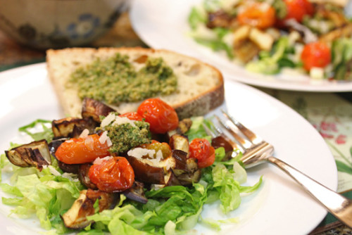 Main Dish Salads Cooking Class – June 9, 2016