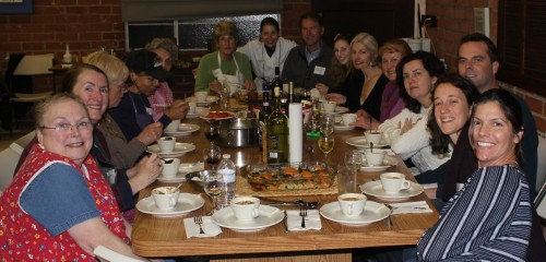 One-Dish Meals Cooking Class A Success!