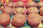 Caramelized Apple and Pumpkin Muffins = Halloween treats