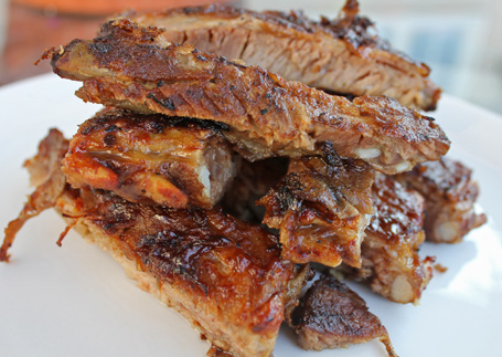 20 Minutes to Best-Ever Barbecued Ribs**