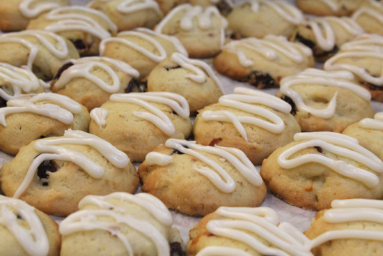 Holiday Cookie Baking Class – December 13, 2014