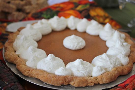 Sweet Potato Pie recipe from FreshFoodinaFlash.com