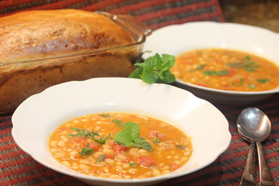 Soups, Stews and Bread Cooking Class – January 14, 2016