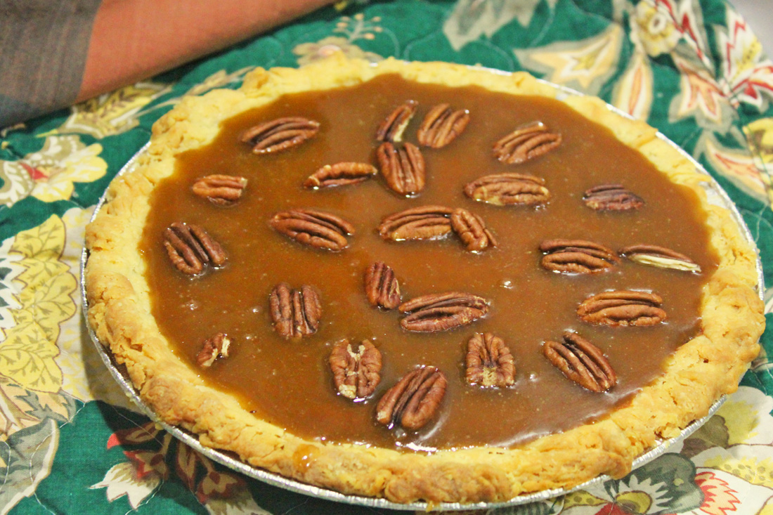 Pies and Tarts Cooking Class – November 8, 2017