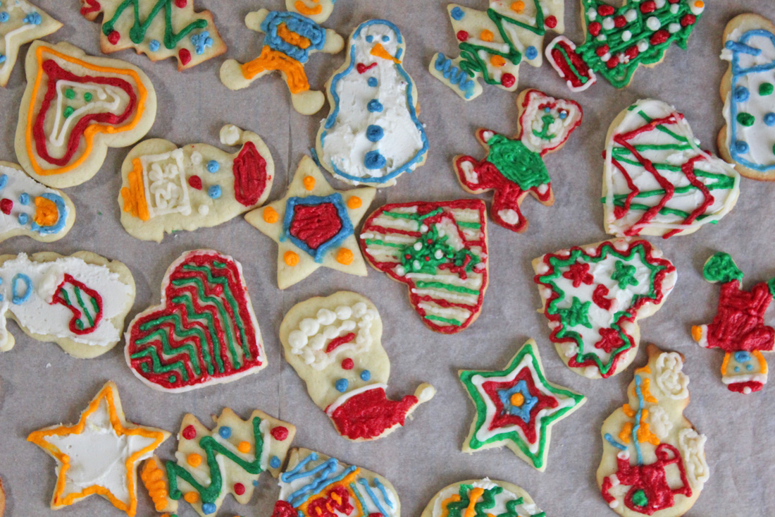Holiday Cookie Baking Class – December 16, 2017