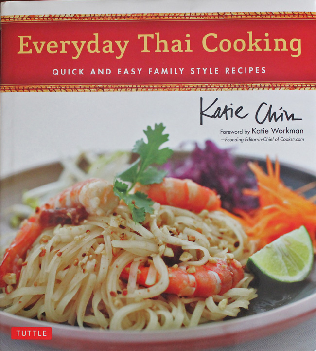Everyday Thai Cooking Class – March 15, 2018