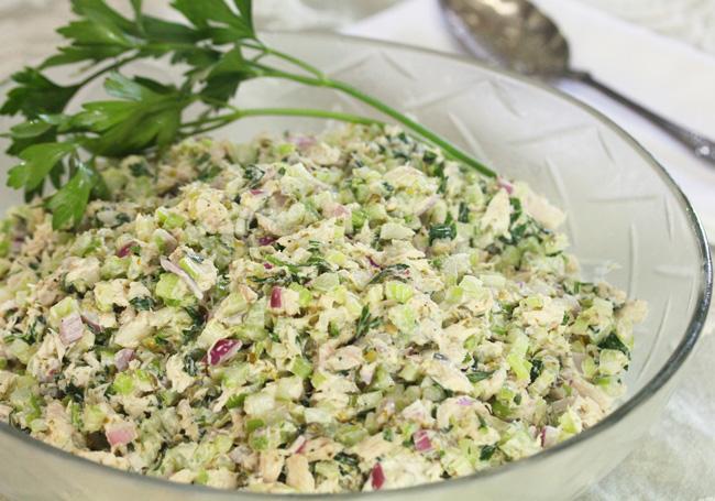 Classic Tuna Salad from Bon Appetit