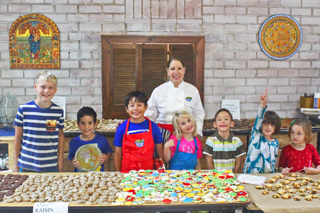 Holiday Cookie Baking Class – December 15, 2018