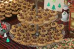 Nuts for Peanut Blossom or NuttZo Blossom Cookies