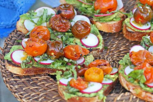 Smoky Avocado Toast – Camp & Cabin Cookbook